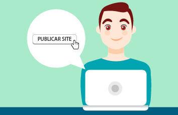 Como publicar um site na internet?