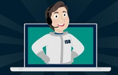 Como funciona o suporte e o monitoramento da ISBrasil?