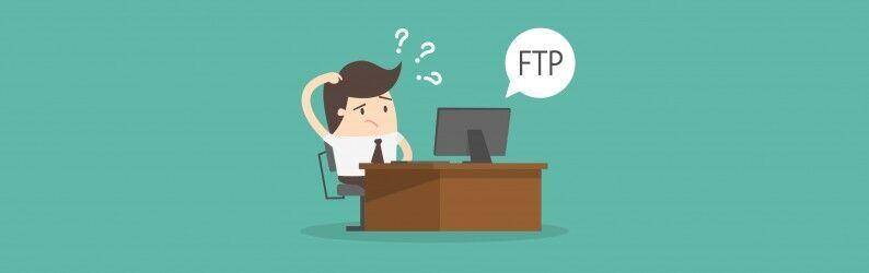 Primeiros passos - FTP