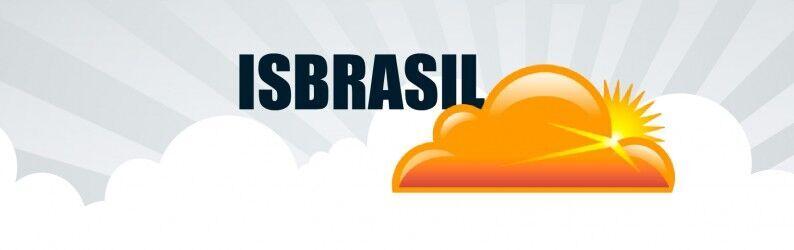 ISBrasil parceiro certificado CloudFlare