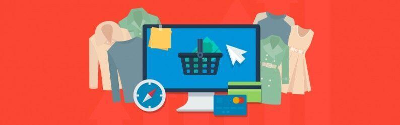 Como vender roupas pela internet?