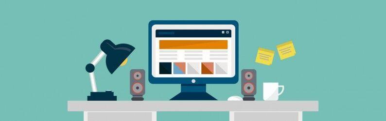 8 melhores templates/temas gratuitos para WordPress