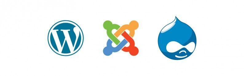 Joomla, Wordpress, Drupal, qual o melhor cms para você?
