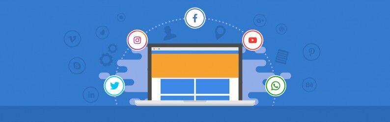 Quais são as redes sociais que não podem faltar no seu site?