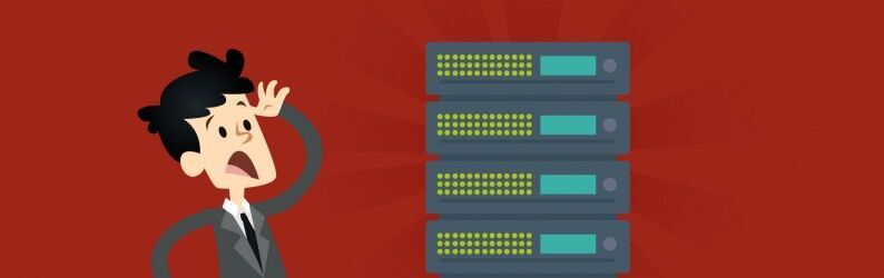 4 problemas mais comuns do servidor dedicado