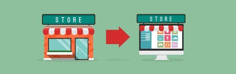 Como migrar uma loja física pra uma loja virtual?