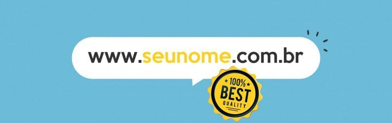 Melhor domínio para seu Site