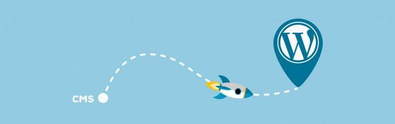 6 Motivos para migrar de outro CMS para WordPress