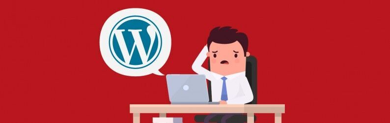 3 erros mais comuns de iniciantes no WordPress