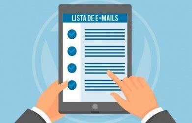 Como criar uma lista de E-Mails de qualidade com o WordPress