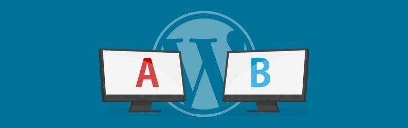 Como fazer experimentos A/B no WordPress