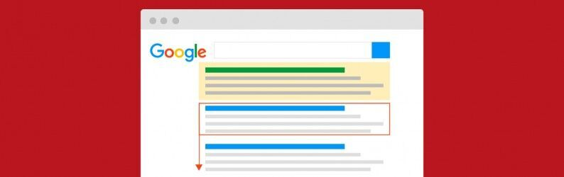 Erros que podem fazer seu Site não estar no topo do Google