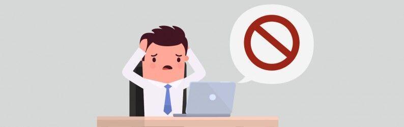 Como evitar ser banido no Google?