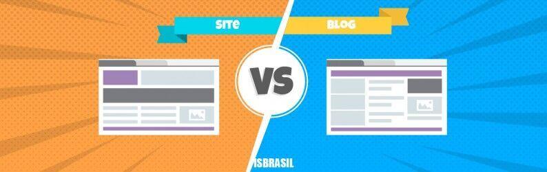 Diferença entre Blog e Site: Saiba quais são!