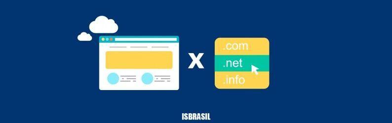 Domínio vs Hospedagem de Site, qual é a diferença?