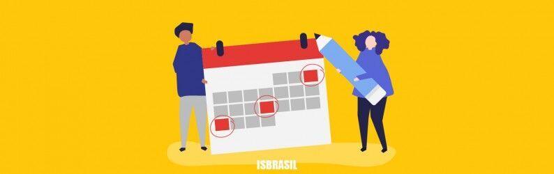 Preparando o calendário editorial do seu blog