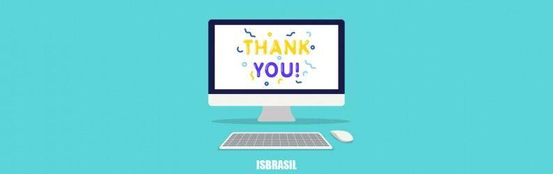 O que é e como fazer uma Thank you Page?