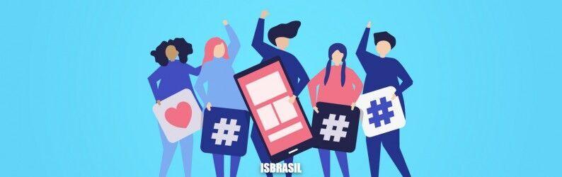 Como criar Hashtags eficazes nas Redes Sociais