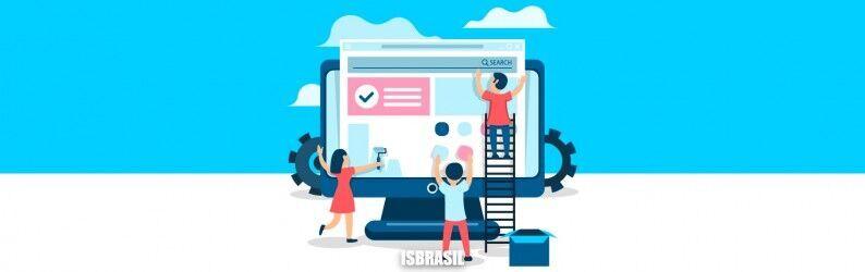 Noções de hierarquia de design para o seu site