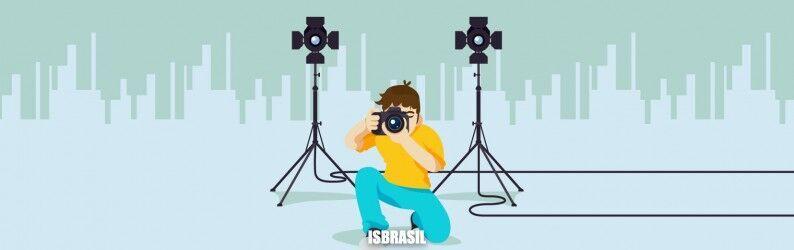 Como tirar boas fotos de produtos para seu e-commerce