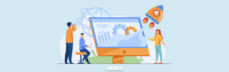 ISBrasil parceira oficial do cPanel: Conheça o nosso novo tema!
