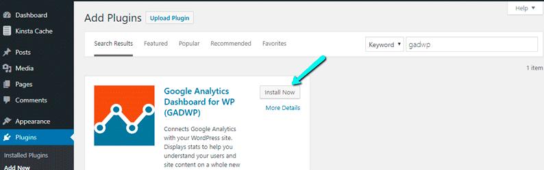 Como adicionar o Google Analytics no WordPress