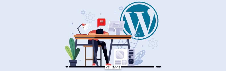 Como corrigir erros comuns no WordPress