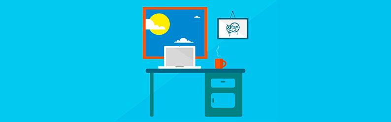 4 motivos para organizar o ambiente de trabalho.
