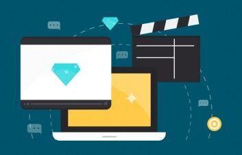 Configurando sua transmissão de vídeo