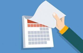 Saiba da importância do calendário para campanhas de e-mail marketing