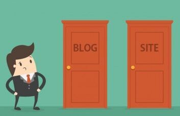 Site ou blog: o que é melhor para sua empresa?