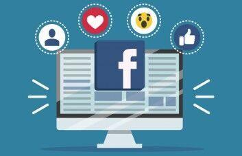 Que tipo de posts postar na sua página do Facebook?