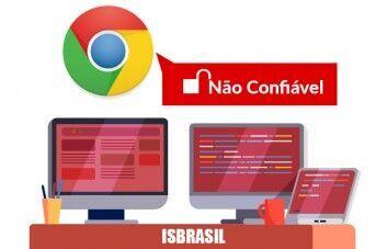 Chrome irá começar a rotular os sites sem HTTPS como não seguros