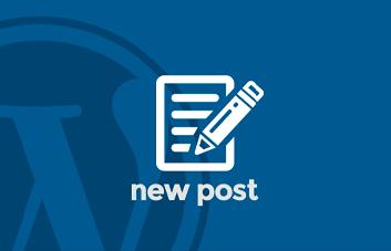 Como criar posts no WordPress