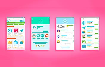 4 aplicativos que podem auxiliar com o controle financeiro.