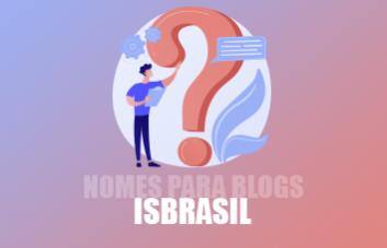Nomes para blogs: como criar um bom nome
