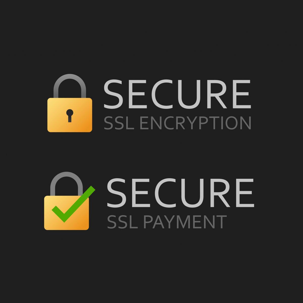 ilustração https e certificado SSL