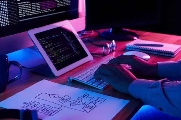 foto de desenvolvimento web na pratica