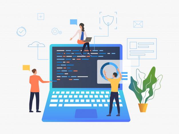arte de desenvolviento web