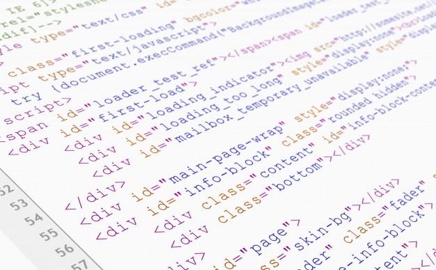 arte sobre o é html