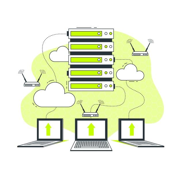 cloud server arte