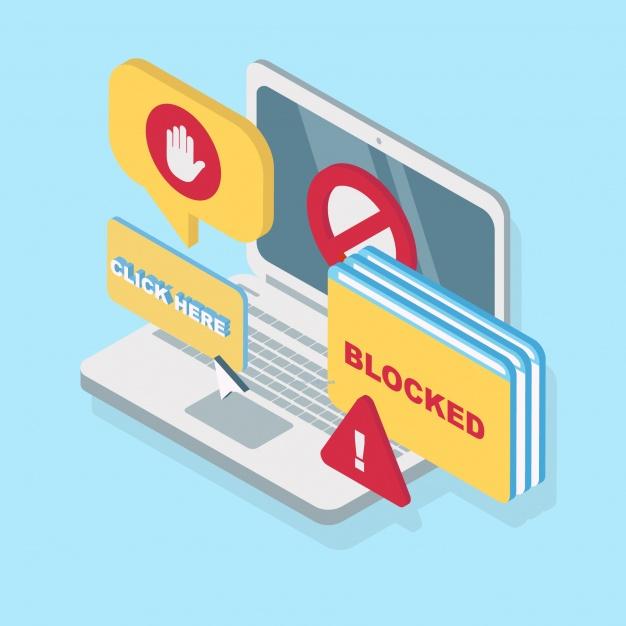 arte de spam evitado
